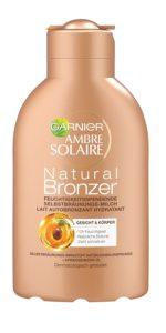 Garnier Ambre Solaire Selbstbräuner Natural Bronzer, 1er Pack (1 x 150 ml) PLATZ 1