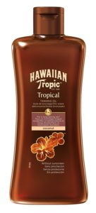 Hawaiian Tropic Tanning Oil ohne LSF, 200 ml PLATZ 4